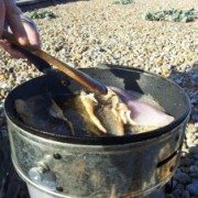 Cooking Sea Bass